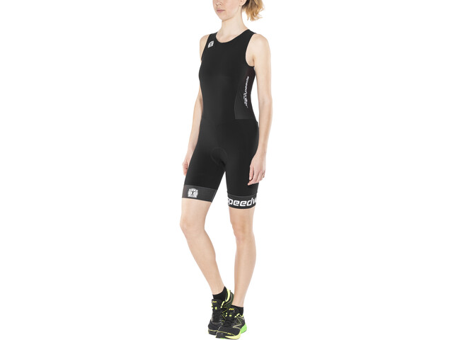 Bioracer Tri Team Damer sort | swim_clothes